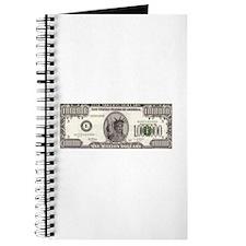 Million Dollars Journal