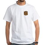 Masonic Lodge Musician White T-Shirt