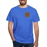 Masonic Lodge Musician Dark T-Shirt