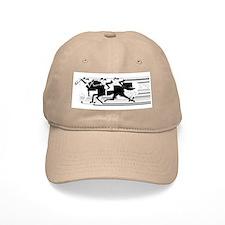 HORSE RACING! Baseball Cap