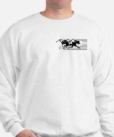 HORSE RACING! Sweatshirt