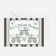 Babies Shower - Invitation