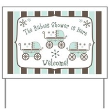 Babies Shower -  Yard Sign