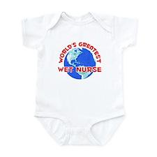 World's Greatest Wet n.. (F) Infant Bodysuit
