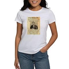 Wanted Doc Scurlock Women's T-Shirt