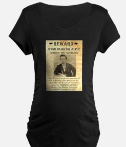 Wanted Doc Scurlock T-Shirt