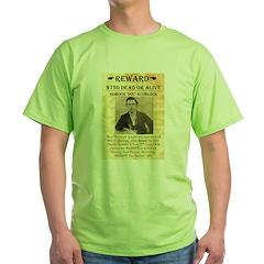Wanted Doc Scurlock T-Shirt