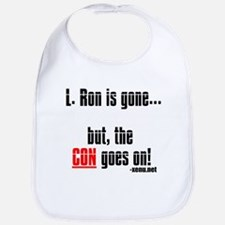 L. Ron is gone... but, the CO Bib