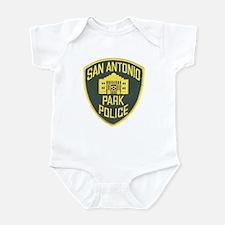 San Antone Park PD Infant Bodysuit