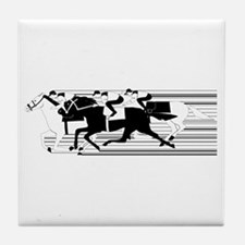 HORSE RACING! Tile Coaster