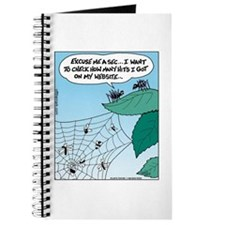 Spider Web Hits Journal