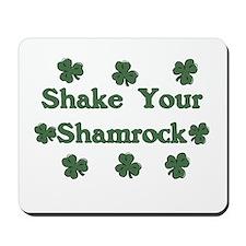 Shake Your Shamrock Mousepad