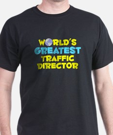 World's Greatest Traff.. (C) T-Shirt