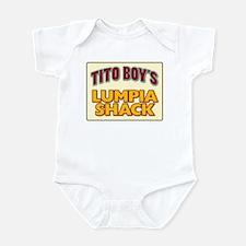 Lumpia Shack Infant Bodysuit