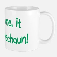 It Wasn't Me, It Was the Leprechaun Mug