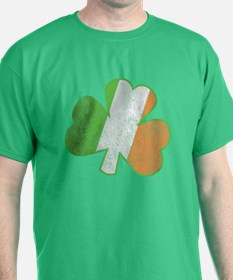 Vintage Irish Shamrock T-Shirt