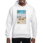 Fish Surfing Online Hooded Sweatshirt