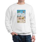 Fish Surfing Online Sweatshirt