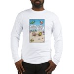 Fish Surfing Online Long Sleeve T-Shirt
