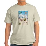 Fish Surfing Online Light T-Shirt