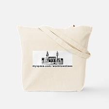 Unique Worcester massachusetts Tote Bag