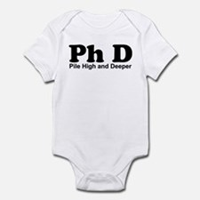 Pile HIgh and Deeper Infant Bodysuit