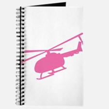 Pink Helicopter Journal