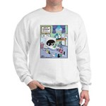 Socks Horror Spin Sweatshirt