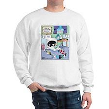 Socks Horror Spin Sweatshirt