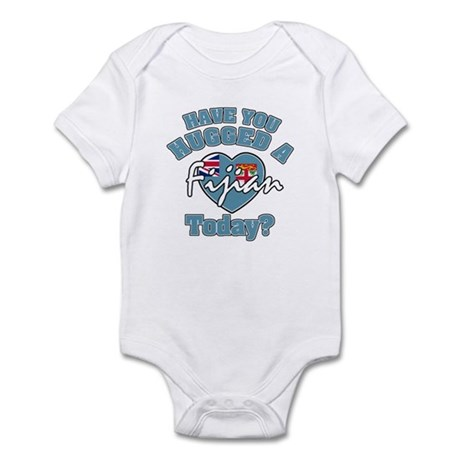Have you hugged a Fijian today? Infant Bodysuit