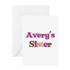 Avery's Sister Greeting Card