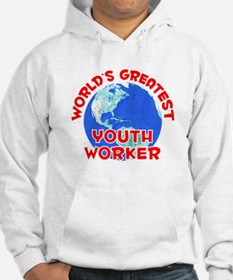 World's Greatest Youth.. (F) Hoodie