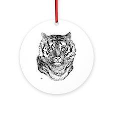 Tiger Keepsake (Round)
