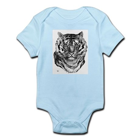 Tiger Infant Creeper