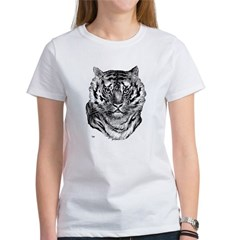 Tiger (Front) Tee