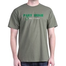 Part Irish T-Shirt