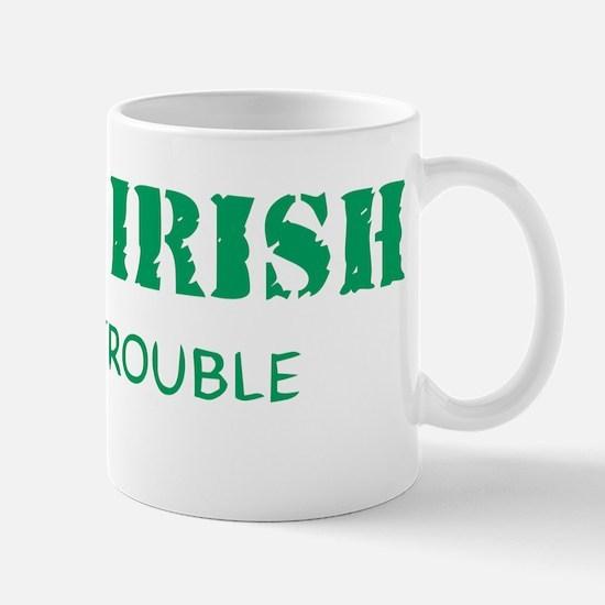 Part Irish Mug