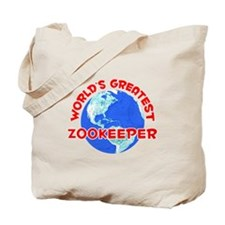 World's Greatest Zooke.. (F) Tote Bag