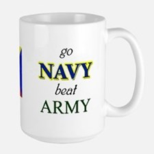 Bravo Zulu Beat Army in Flags Mug