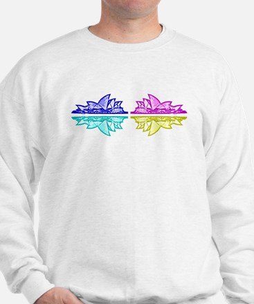 Pop Art Sydney Opera House Jumper