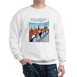 Dog-eat-Cat World Sweatshirt