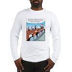 Dog-eat-Cat World Long Sleeve T-Shirt