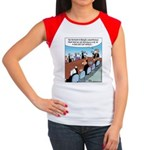 Dog-eat-Cat World Women's Cap Sleeve T-Shirt