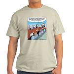 Dog-eat-Cat World Light T-Shirt