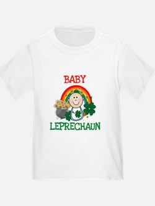 St. Pat's Baby Leprechaun T