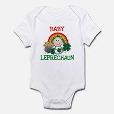 St. Pat's Baby Leprechaun Infant Bodysuit