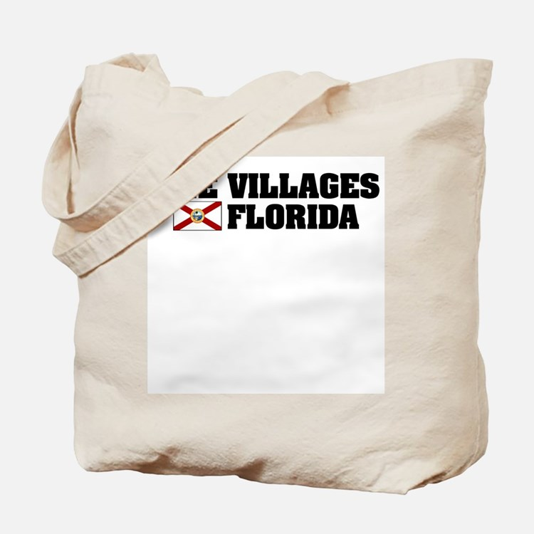 The Villages Tote Bag