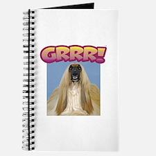 Grrr! Afghan Journal