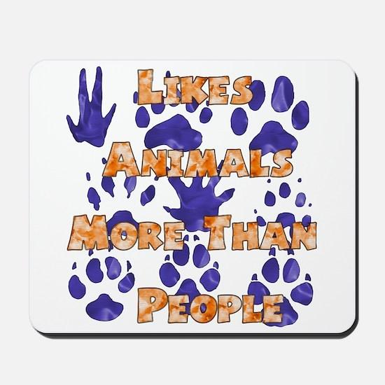 Animal Lover Mousepad