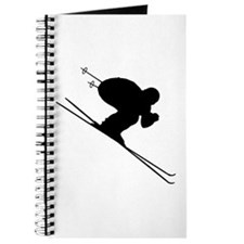 DOWNHILL SKIER Journal
